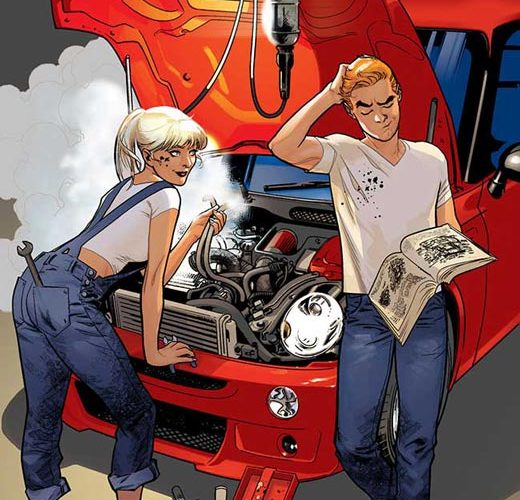 New Comic Book Reviews Week Of 9/30/15