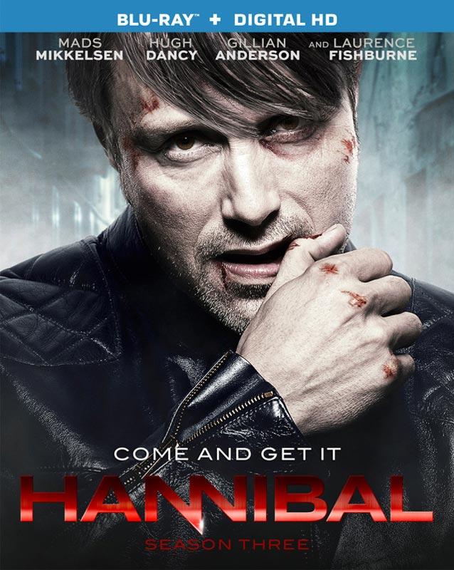 Hannibal Season 3 Blu-Ray Review
