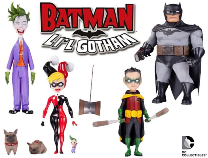 batman-li'l-gotham-set