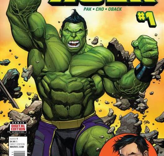 New Comic Book Reviews Week Of 12/2/15