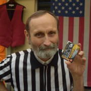 Walter Day Trading Card Museum Dedication