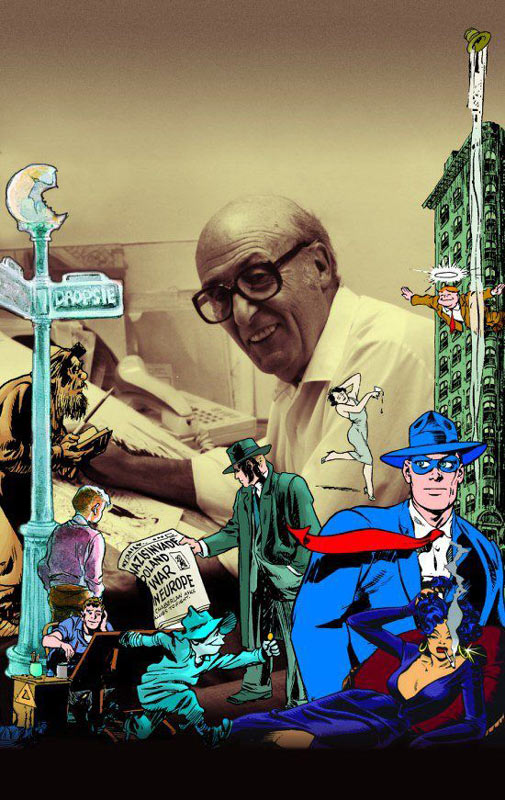 Celebrating WIll Eisner