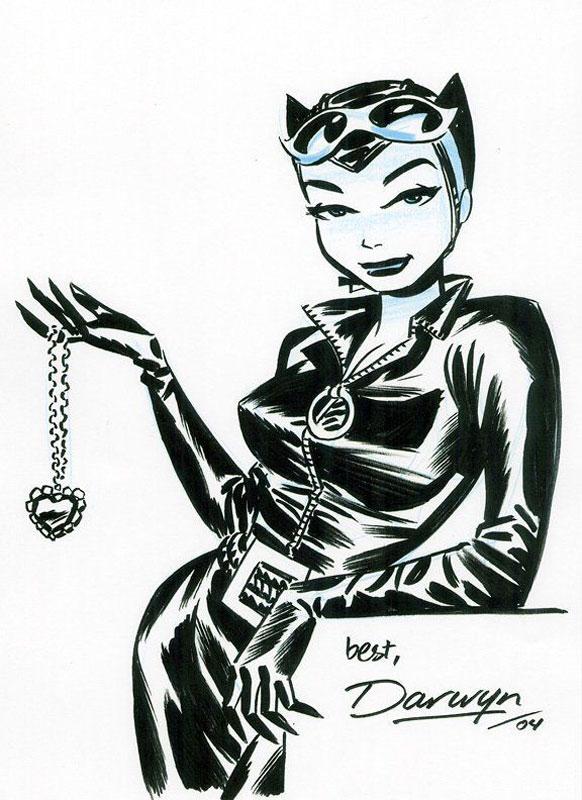 darwyn-catwoman
