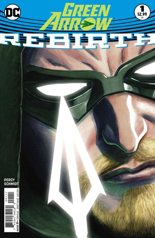 New Comic Book Reviews Week Of 5/1/16