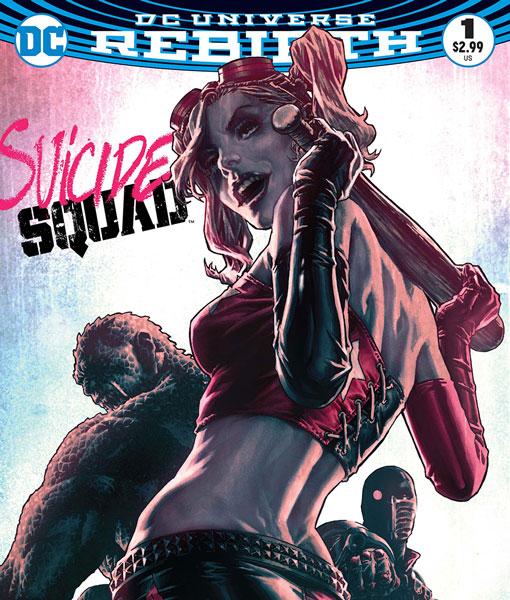 New Comic Book Reviews Week Of 8/17/16