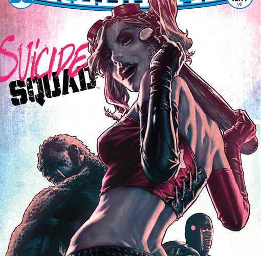 New Comic Book Reviews Week Of 8/17/16