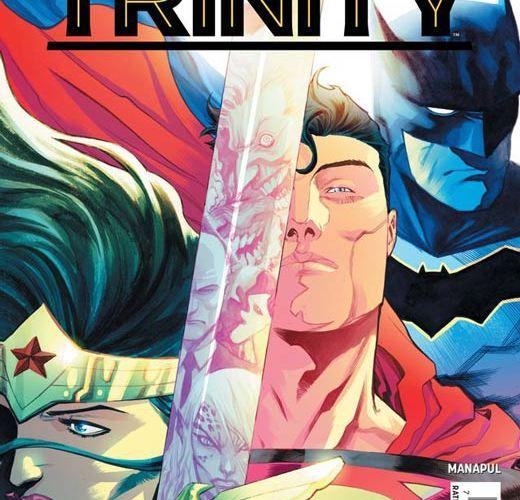New Comic Book Reviews Week Of 9/21/16