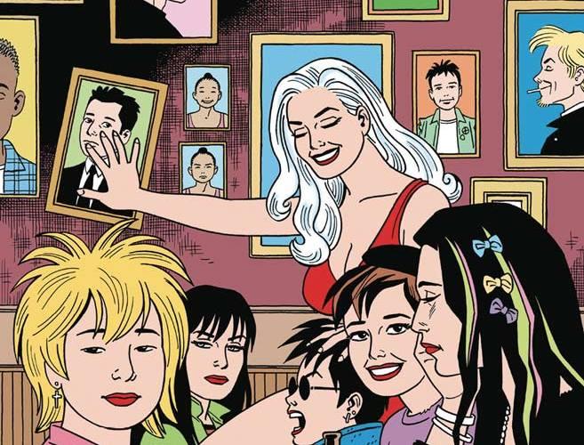 New Comic Book Reviews Week Of 10/19/16