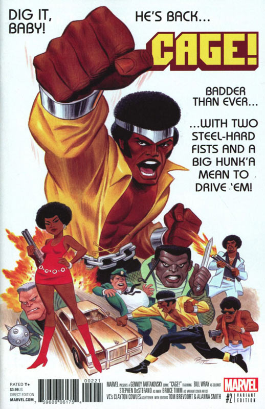 New Comic Book Reviews Week Of 11/23/16