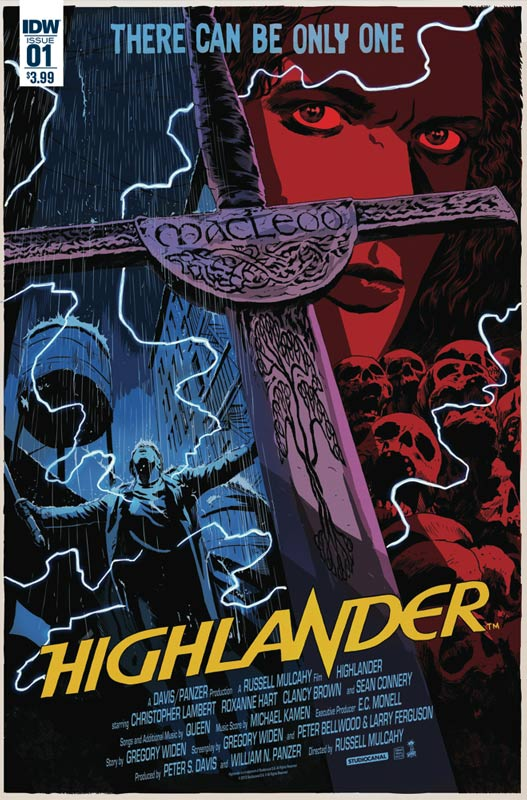 highlander-american-dream-#1