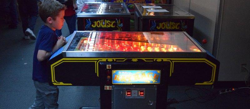 Arcade Expo 3.0 Impressions