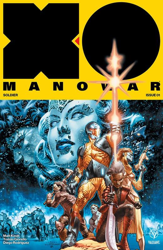 New Comic Book Reviews Week Of 3/22/17