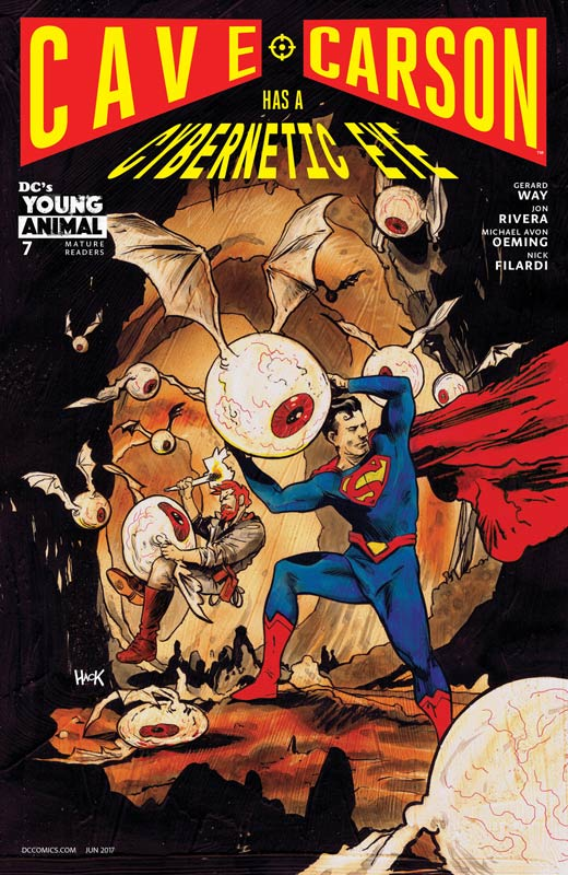 New Comic Book Reviews Week Of 4/19/17