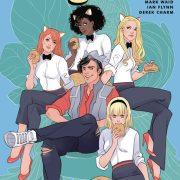 New Comic Book Reviews Week of 5/17/17