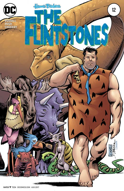 New Comic Book Reviews Week Of 6/7/17