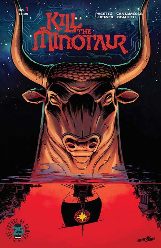 kill-the-minotaur-#1