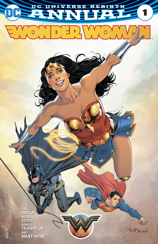 New Comic Book Reviews Week Of 5/31/17