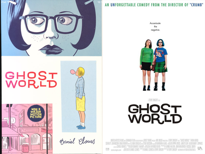 From Comics to Screen