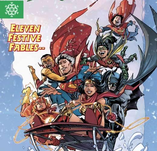 New Comic Book Reviews Week Of 12/6/17