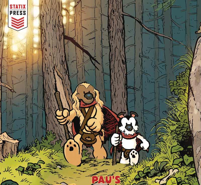 New Comic Book Reviews Week Of 1/10/18
