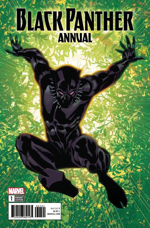 New Comic Book Reviews Week Of 2/21/18