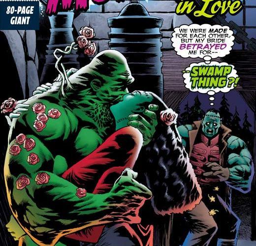 New Comic Book Reviews Week Of 2/7/18