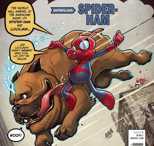 New Comic Book Reviews Week Of 4/25/18