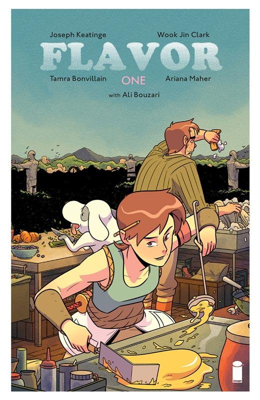 New Comic Book Reviews Week Of 5/16/18