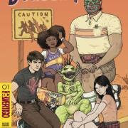 New Comic Book Reviews Week Of 9/5/18