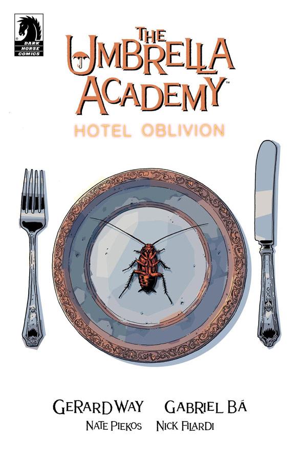 Umbrella Academy Hotel Oblivion#1