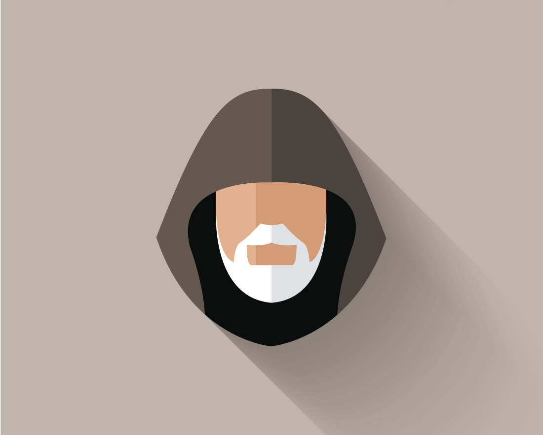 Star Wars Minimalist Flat Icons  Pop Culture Monster