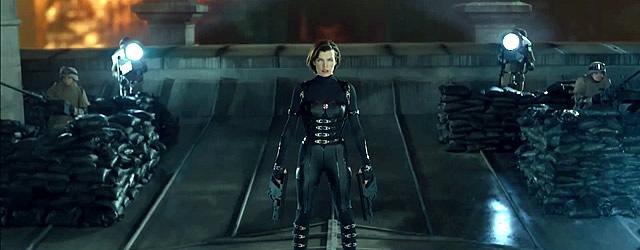 Resident Evil Retribution 3d Official Teaser Trailer Popculture