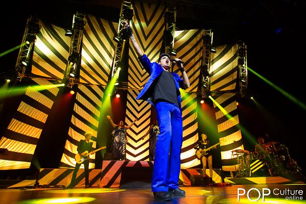 Adam Lambert Live In Singapore Concert 01