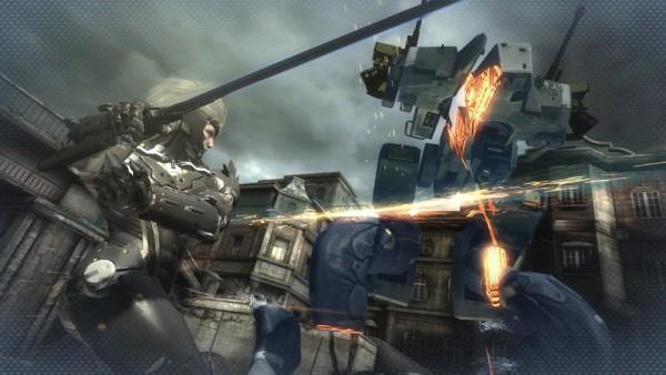 Metal Gear Rising Revengence Review