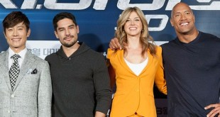 'G.I. Joe - Retaliation' Press Conference