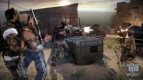 Army Of Two The Devilds Cartel Review Screen Shot 01