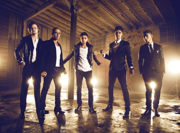 The Wanted Announces Their First Single of 2013 Walks Like Rihanna