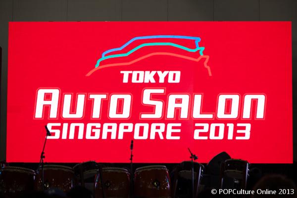 Tokyo Auto Saloon Singapore 2013-2