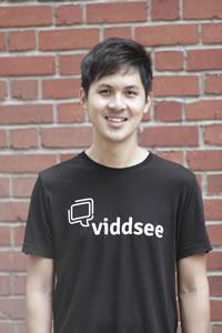 Derek Tan Co-founder of Viddsee