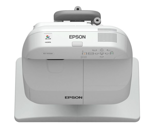 Epson ultra-short-throw interactive projector EB-1410Wi