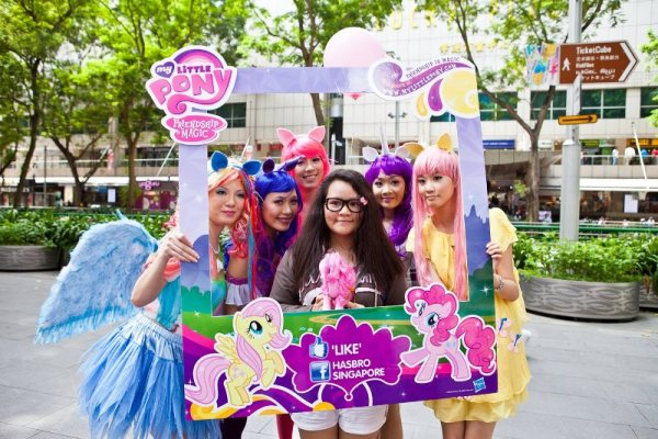 Celebrate Friendship Day with My Little Ponies 03