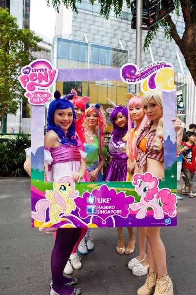 Celebrate Friendship Day with My Little Ponies 05