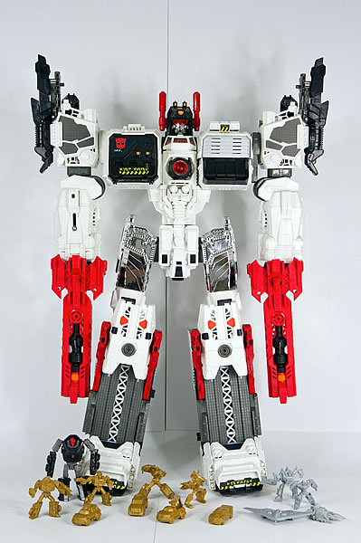 STGCC 2013 - Toys - Metroplex