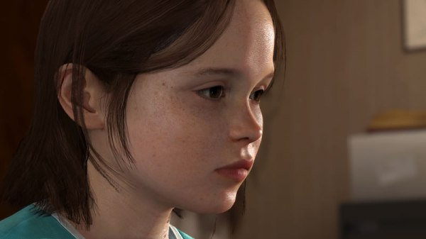 Beyond Two Souls Hands On Screen Shot 03