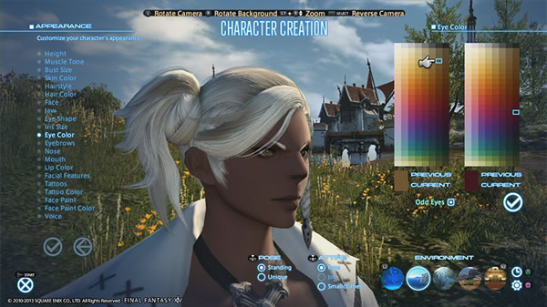FF14 ARR Review Screen Shot 01