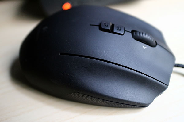 Logitech G600 MMO Gaming Mouse 02