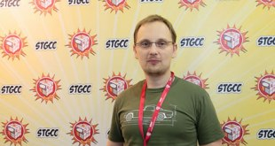 STGCC 2013 Interview Adi Granov