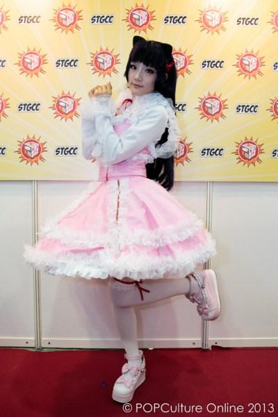 STGCC 2013 Interview with Aza Miyuko 02