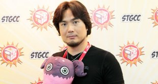 STGCC 2013 Interview with Hideo BABA