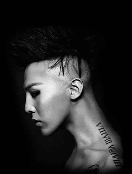 Fashion Week 2013 G-Dragon